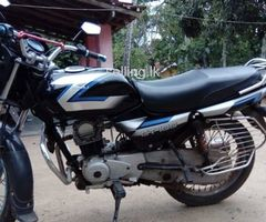 Bajaj CT 100 motorbike for sale