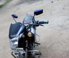 Bajaj CT 100 motorbike for sale