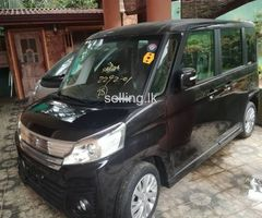 SUZUKI SPECIA CUSTOM 2015 BRAND NEW DARK BROWN