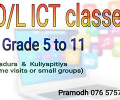 OL  ICT  classes