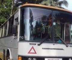 UD nissan bus