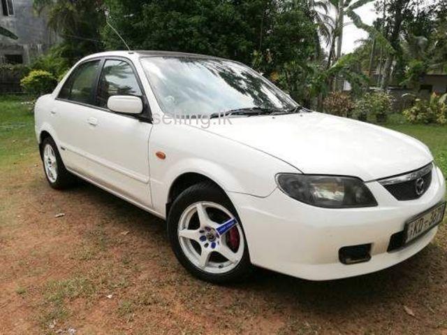 mazda familia bj5p 2001 panadura selling lk cars property rh selling lk