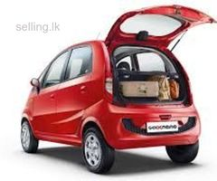 Sale for TATA NANO Car