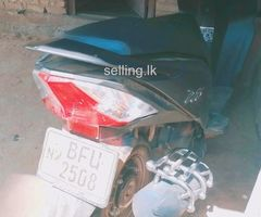 Honda dio motorbike for sale