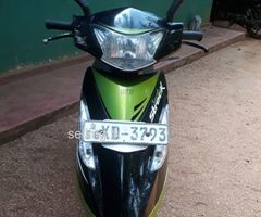 Scooty strick  2012 for sale