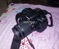 Canon 70D Camera