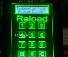 Reload Machine for sale