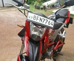 demark dzr motorbike for sale
