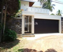 Quintessential Two Storey House for Rent