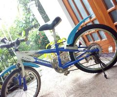 Bicycle Japanese medium size foot bicycle