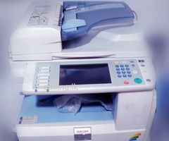 Ricoh 2551 color laser printer
