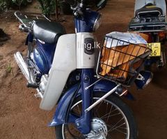 Honda unregistered Bike for sale