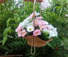 Artificial flower (boquets/buckets) for sale
