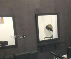 full salon set & salon furniture