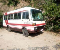 Sale Rosa bus