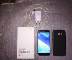 Samsung Galaxy A5 2017 Black 32GB