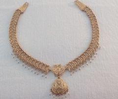 kandyan bride jewellery set