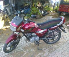 tvs motorbikes for sale