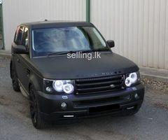 2006 Land Rover Range Rover Sport TDV6