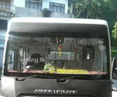 Ashok Leyland MiTR