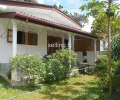 House for sell in godagama