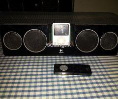 logitech ipod sound system