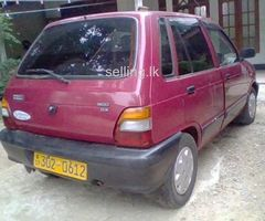 Maruti, 800 CC Car For Sale