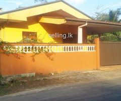 Galle Narawala-Poddala House for sale