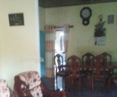 Galle Narawala-Poddala House for sale