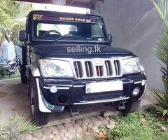 Mahindra Bolero Maxi truck 2016