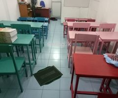 Teachers tables, Office Chairs, Childrean's tables & chairs