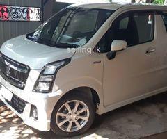 RENT FOR Suzuki  Wagon R 2018