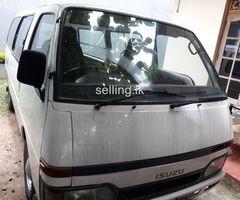 isusu fargo van for sale