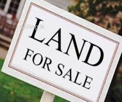 Land for sale in suriyamal mw nugegoda,500m to delkanda