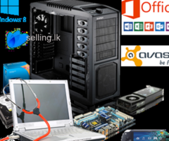Laptop Repairs ( Visit Home / Office)