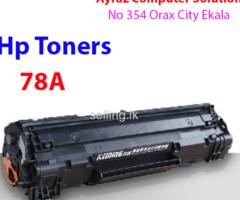 Hp 78 A Toners