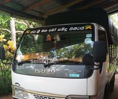 Isusu lorry for sale