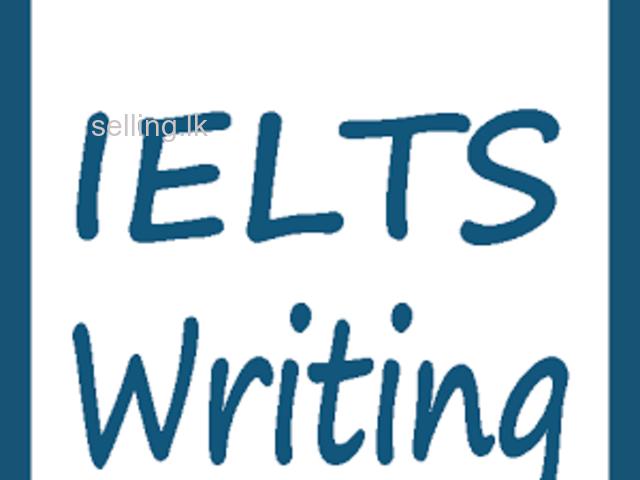 IELTS Writing Classes