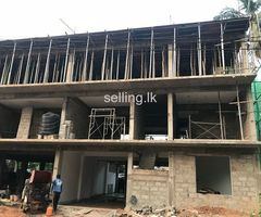 Newly built space for rent - piliyandala