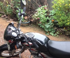 CT 100 motorbike for sale