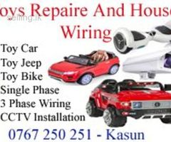 Toys Repaire And Service