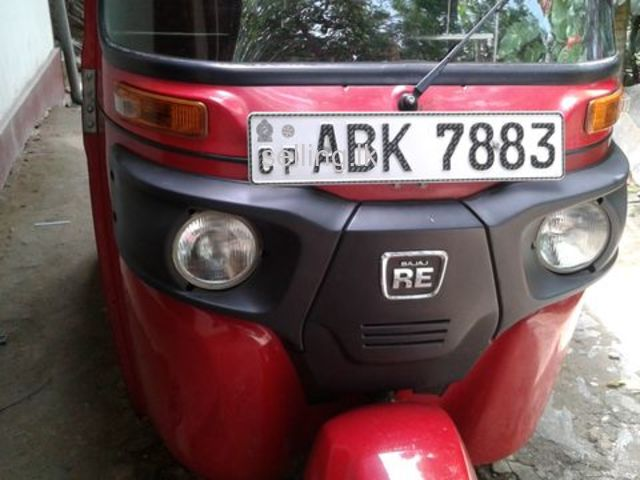 a.b.k three wheeler