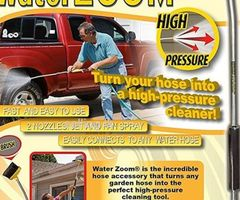 Water Zoom High Pressure Cleaner (As Seen on Tv)