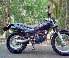 Yamaha Tw original Disk motorbike for sale