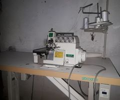 Ourlock machine for sale