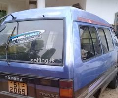 Toyota Townace-CR26 for sale