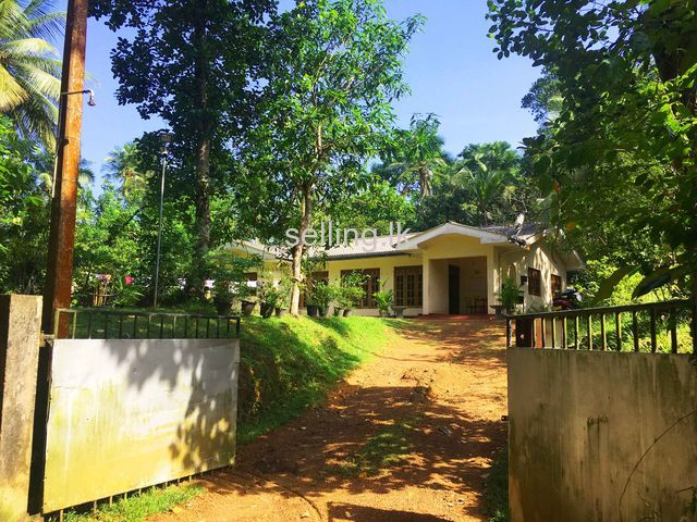 House and land is for sale Galle Vatareka