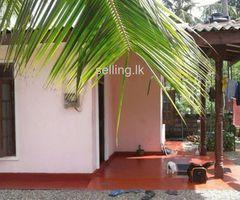 House for rent in Divuldeniya