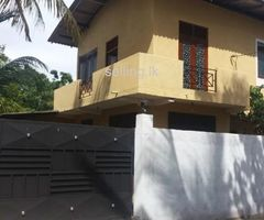 Two Story House for Rent in Moratuwa