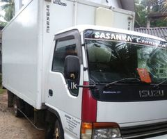 Isuzu  Freezer Truck NPR 2001